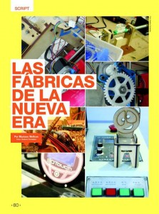Las fábricas de la nueva era, revista IT