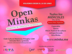 Open Minkas julio 2014