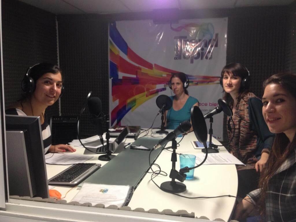 Economía colaborativa en Radio Trend Topic
