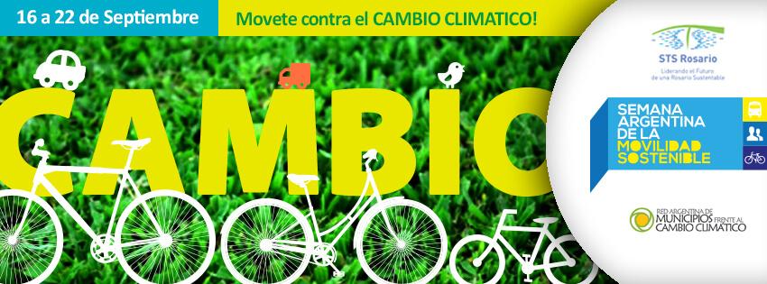Semana Argentina de la Movilidad Sostenible