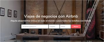 Viajes de negocios con Airbnb