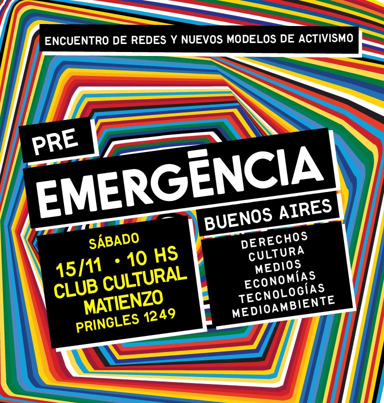 Pre Emergencia Buenos Aires