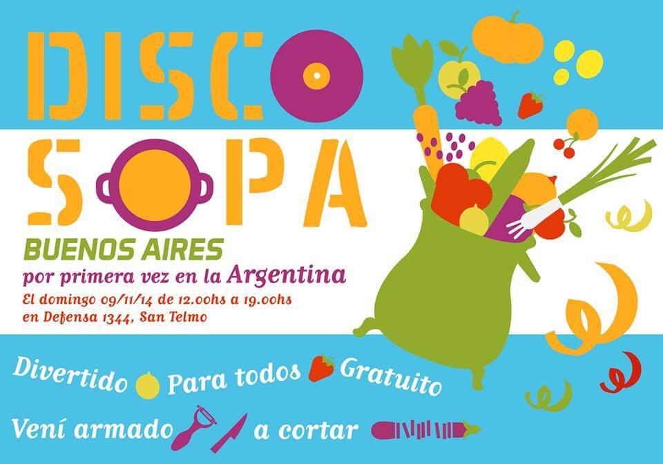 Primera Discosopa argentina