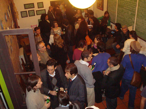 Green Drinks Buenos Aires