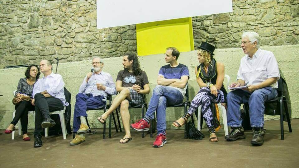 Lawrence Lessig, Niv Sardi y Peter Sunde