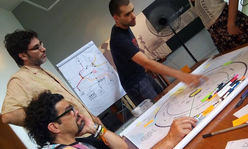 """Ideando los mecanismos de participación ciudadana de """"Nuestra ciudad está en juego"""". Laboratorio Iberoamericano de Innovación Ciudadana."""