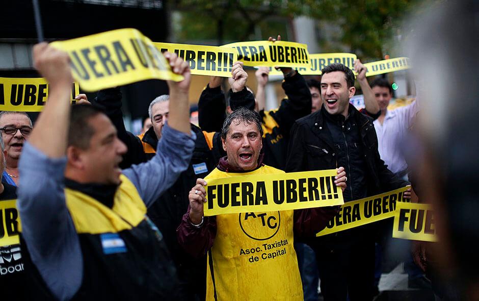 Fuera Uber