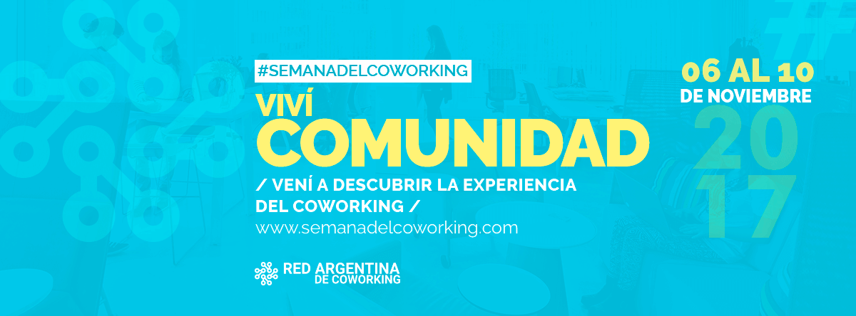 Semana del Coworking 2017