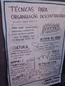 Técnicas para la organización descentralizada - Colaboramerica 2017