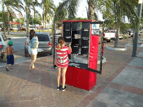 Biblioteca libre de Corrientes