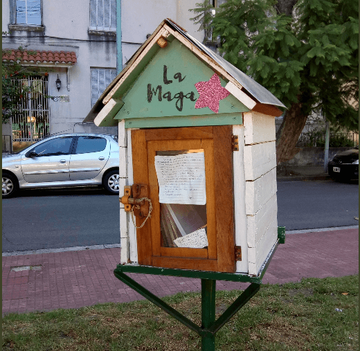 Biblioteca La Maga, Agronomía