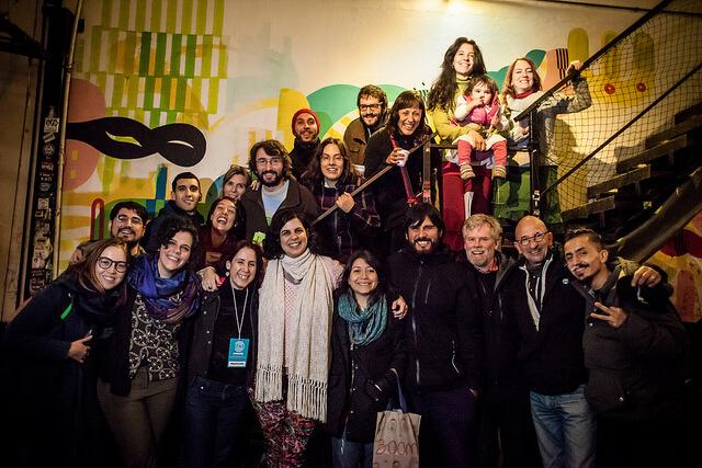 Encuentro Comunes 2016, CC Matienzo