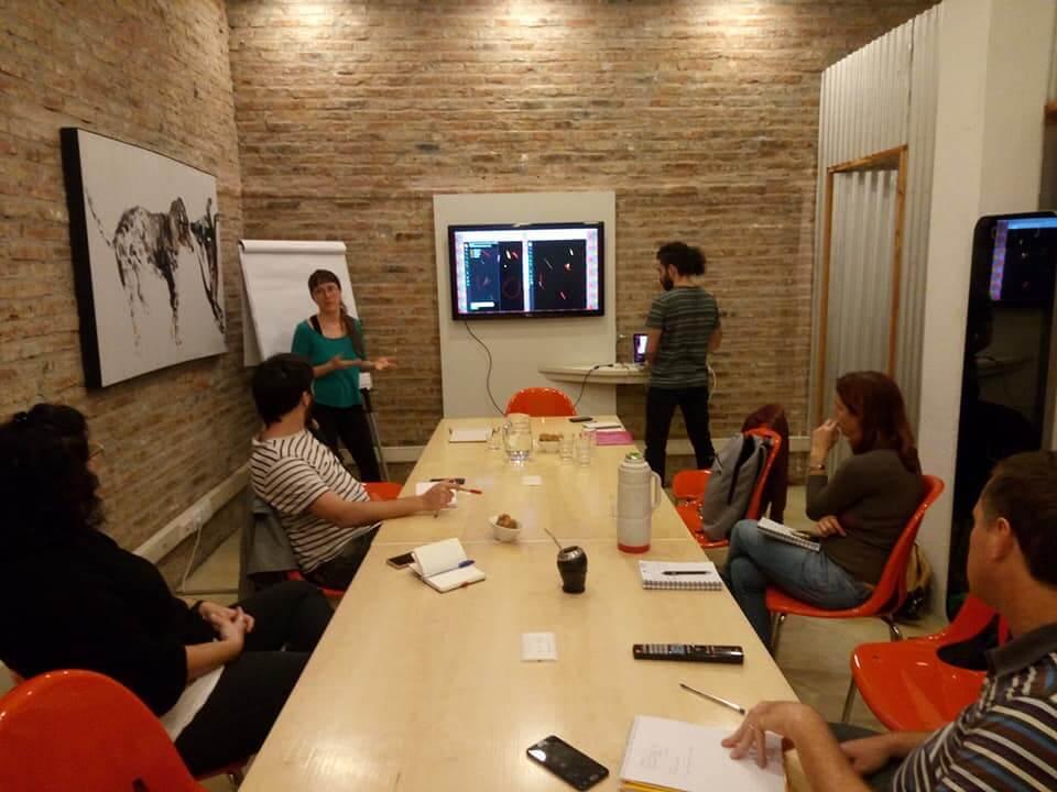 Open Minka con Trazos Club en Céspedes