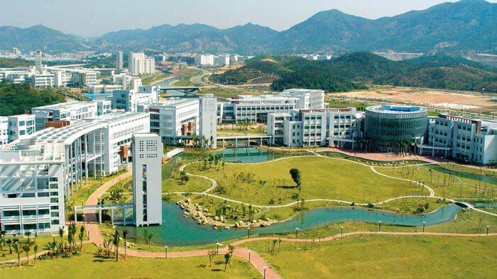 Open FIESTA, Tsinghua University, Shenzhen