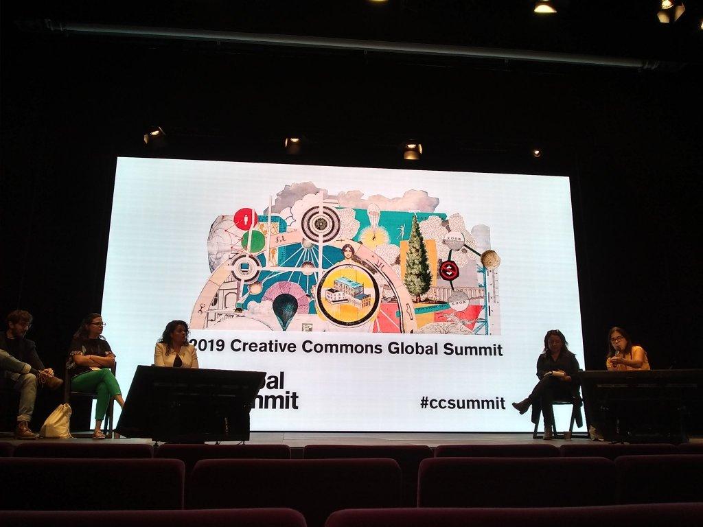 Sesión latinoamericana en el #CCSummit 2019